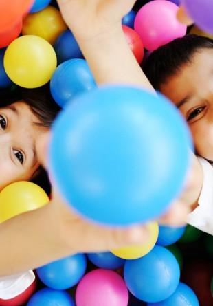 Unde se distrează copiii cel mai bine?