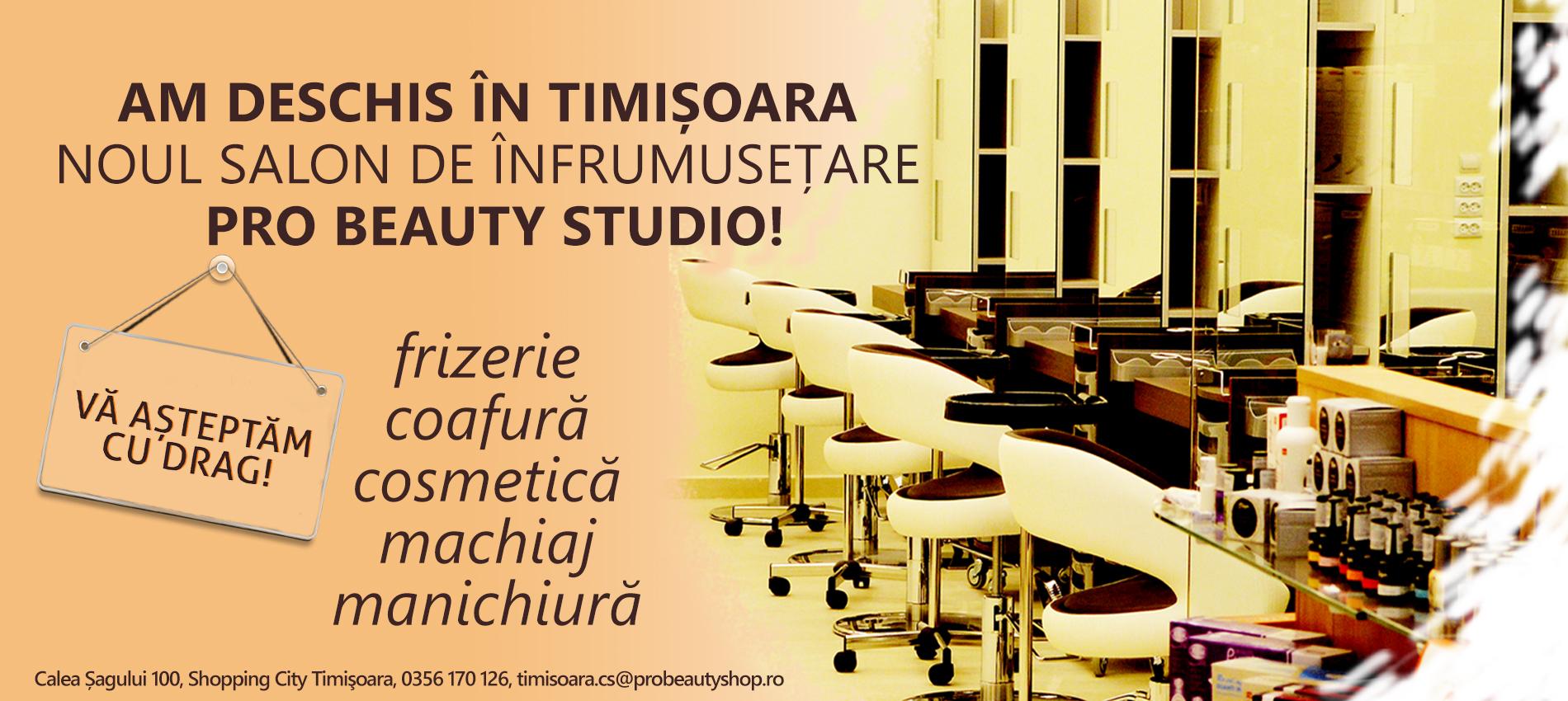 Pro Beauty Shop Aduce Un Concept Nou în România Doar La Shopping