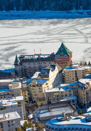 Cele mai frumoase stațiuni de schi din Europa