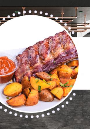 Ribs Grill - un nou loc în Shopping City Timișoara cu mâncare 100% sănătos gătită!