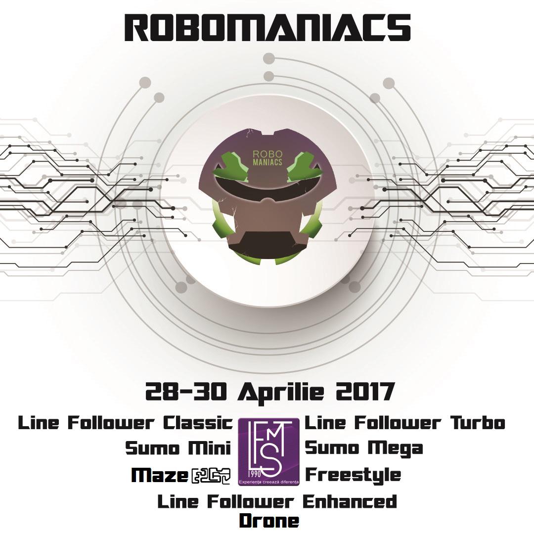 Robomaniacs V1