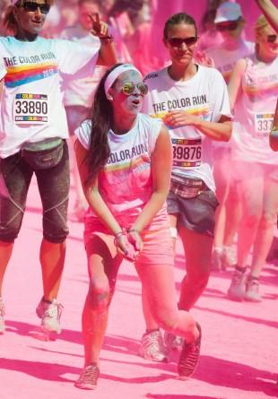 The Color Run: Participă și tu la cea mai fericită cursă din lume!