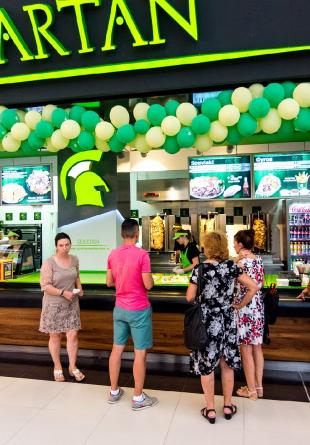 NOU la Shopping City Timișoara: Cea mai delicioasă mâncare grecească o savurezi la Spartan!