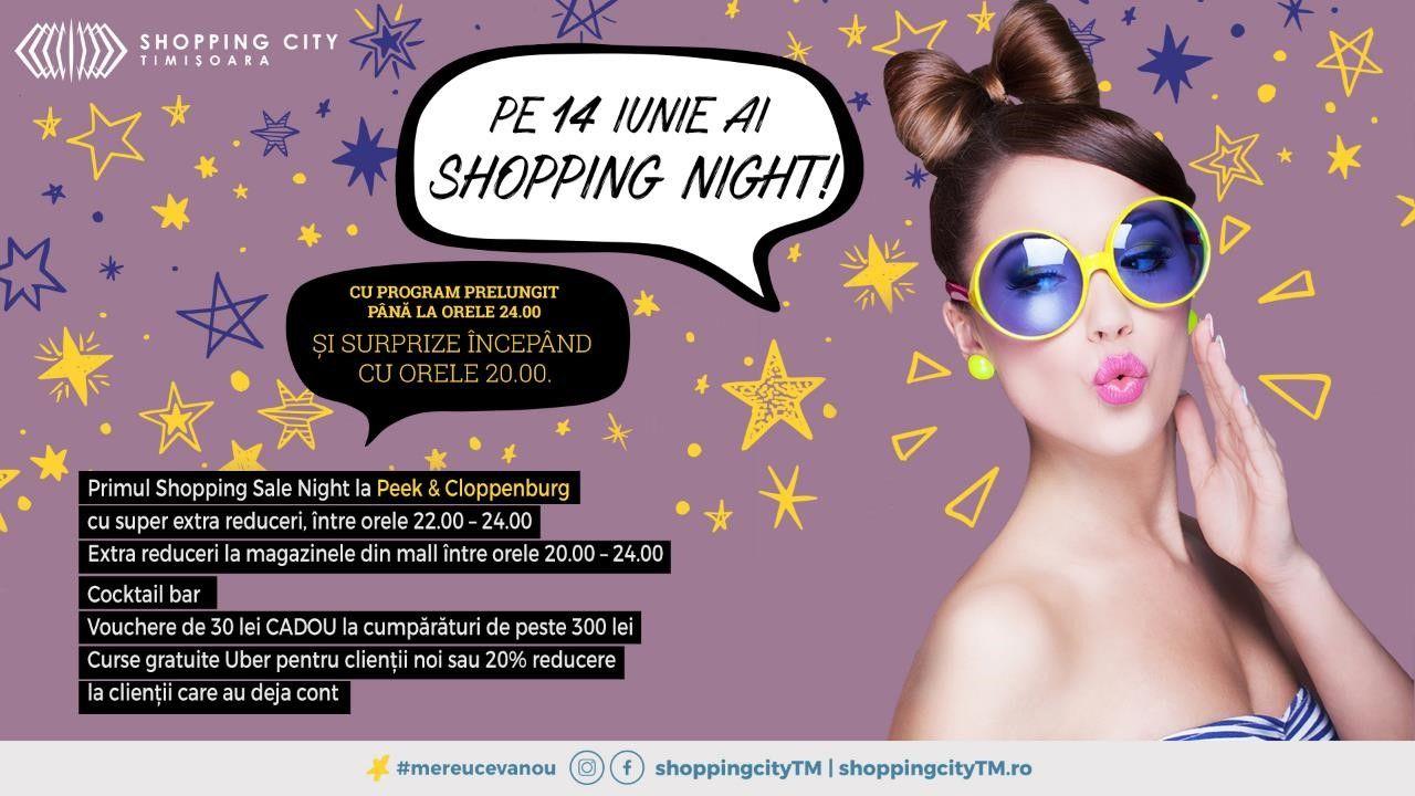 Shopping_Night_Shopping_City_Timisoara