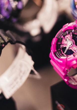 Ceasurile Casio Baby-G, cel mai funky accesoriu al verii!