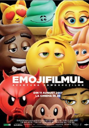 Emoji, filmul momentului, te așteaptă la Shopping City Timișoara!