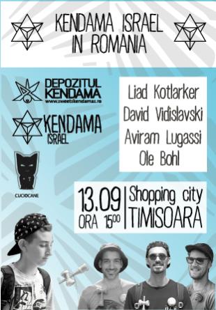 Concurs și demonstrații Kendama