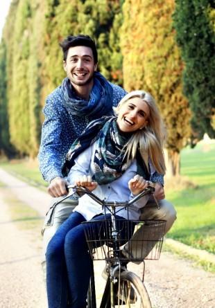 Relaxarea de toamnă începe cu bicicleta perfectă!