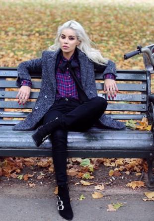 Lee Cooper și Alina Ceușan prezintă colecția London is in our Jeans