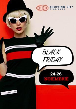 Tu ce-ți cumperi de Black Friday? Oferte din zeci de magazine, sub același acoperiș!