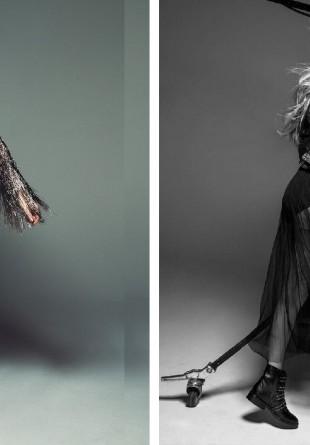 Strălucește la fiecare pas, cu noua colecție Ellie Goulding!