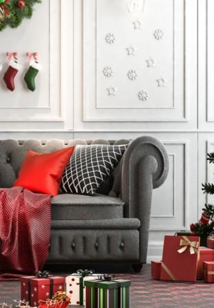 Ești cu gândul la Crăciun? Iată accesoriile perfecte pentru casa ta!